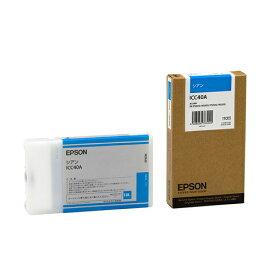 エプソン PX−Pインクカートリッジ シアン 110ml ICC40A 1個 【送料無料】