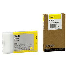 エプソン PX−Pインクカートリッジ イエロー 220ml ICY41A 1個 【送料無料】