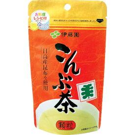 伊藤園 こんぶ茶 70g 1袋