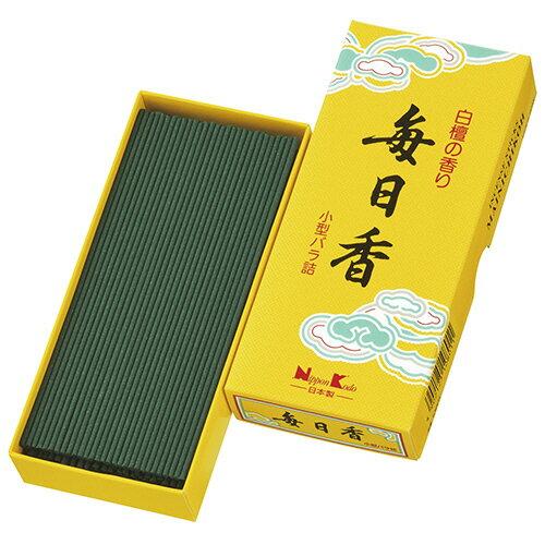 日本香堂 毎日香 小型バラ詰 1箱