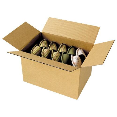 TANOSEE 無地ダンボール箱 Lサイズ 高さ295mm 業務用パック 1パック(30枚) (代引き不可)