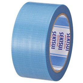 積水化学 透明クロステープ No.781 50mm×25m 青 N78SB03 1巻