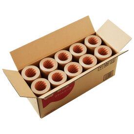 TANOSEE 無包装クラフトテープ 48mm×50m 1箱(50巻) 【送料無料】
