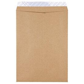 ピース 発送用封筒スーパークラフト テープ付 角2 100g/m2 業務用パック 735−00 1箱(500枚) 【送料無料】
