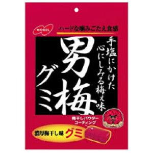 ノーベル 男梅グミ 38g 1袋
