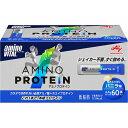 味の素 アミノバイタル アミノプロテイン バニラ味 1パック(60本) 【送料無料】