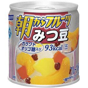 はごろもフーズ 朝からフルーツみつ豆 190g 1缶