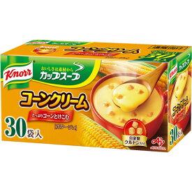 味の素 クノール カップスープ コーンクリーム 18.2g 1箱(30食)