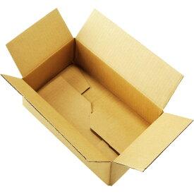 TANOSEE 宅配用ダンボール箱 ワンタッチ式 247×147×76mm 1パック(40枚)