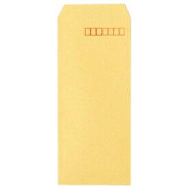 TANOSEE R40クラフト封筒 長4 70g/m2 〒枠あり 業務用パック 1箱(1000枚)