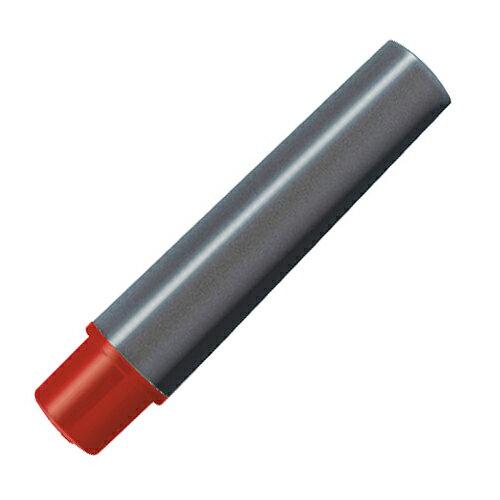 ゼブラ 水性マーカー 紙用マッキー極細用インクカートリッジ 赤 RWYTS5−R 1パック(2本)