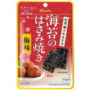 カンロ 海苔のはさみ焼き 梅味 4.4g 1袋