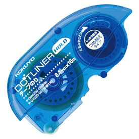 コクヨ テープのり ドットライナーホールド しっかり貼るタイプ つめ替え用 8.4mm×16m タ−D4200−08N 1個
