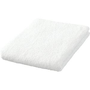 中村 業務用バスタオル 約60×120cm ホワイト 1枚