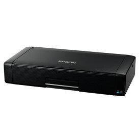 エプソン モバイルインクジェットプリンター A4 ブラック PX−S06B 1台 【送料無料】