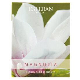 【お取寄せ品】 エステバン Esprit de Nature リキッドエアフレッシュナー マグノリア 88ml 1個
