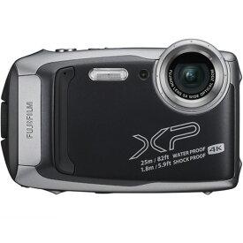 富士フイルム デジタルカメラ FinePix XP140 ダークシルバー FX−XP140DS 1台 【送料無料】