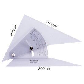 ステッドラー マルス 勾配三角定規 25cm 964 51−10 1個