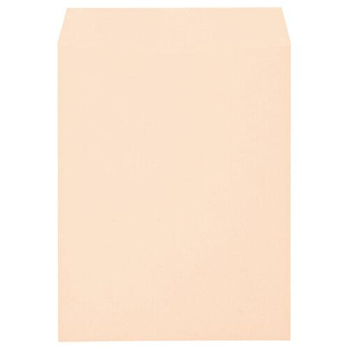 キングコーポレーション ソフトカラー封筒 角3 100g/m2 ピンク K3S100P 1パック(100枚)