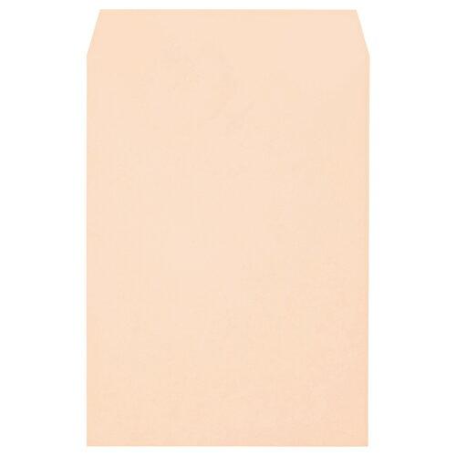 キングコーポレーション ソフトカラー封筒 角2 100g/m2 ピンク K2S100P 1パック(100枚)