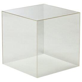 クルーズ アクリルボックス5面体 クリア 30cm角 AB−300 1個 【送料無料】