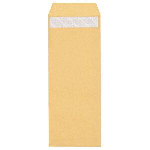 ピース R40再生紙クラフト封筒 テープのり付 長40 70g/m2 〒枠あり 453−10 1パック(100枚)