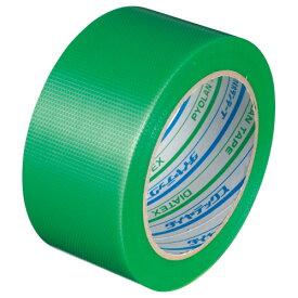 ダイヤテックス パイオランクロス粘着テープ 塗装養生用 50mm×25m 緑 Y−09−GRx50 1セット(30巻) 【送料無料】