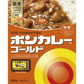 大塚食品 ボンカレーゴールド 中辛 180g 1セット(10食)