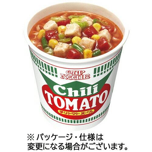 日清食品 カップヌードル チリトマトヌードル 76g 1ケース(20食) 【送料無料】