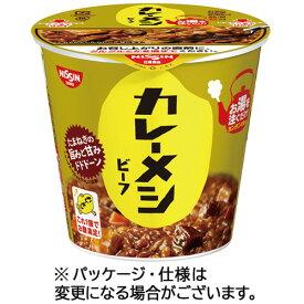 日清食品 日清カレーメシ ビーフ 107g 1ケース(6食)