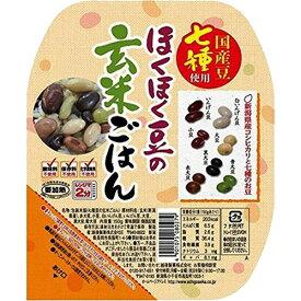 越後製菓 ほくほく豆の玄米ごはん 150g/食 1セット(12食)