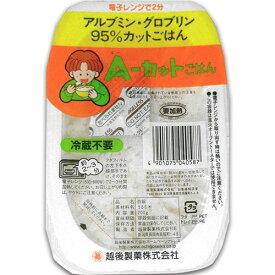 越後製菓 Aカットごはん 200g/食 1セット(12食) 【送料無料】