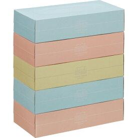 スバル紙販売 ティッシュペーパー Pastel 150組/箱 1セット(60箱:5箱×12パック) 【送料無料】