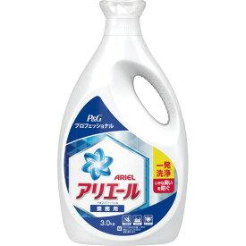 P&G アリエール イオンパワージェル サイエンスプラス 業務用 3kg 1セット(4本) 【送料無料】