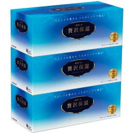 大王製紙 エリエール ローションティシュー贅沢保湿 200組/箱 1セット(30箱:3箱×10パック) 【送料無料】