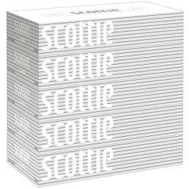 日本製紙クレシア スコッティ ティシュー 200組/箱 (白) 1セット(60箱:5箱×12パック) 【送料無料】