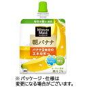 コカ・コーラ ミニッツメイド 朝バナナ 180g 1ケース(24パック) 【送料無料】