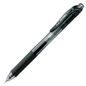 ぺんてる ゲルインクボールペン エナージェル・エックス 0.5mm 黒 BLN105−A 1セット(10本)