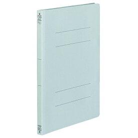 コクヨ フラットファイル(ダブルとじ具タイプ) A4タテ 150枚収容 背幅18mm 青 フ−VD10B 1セット(10冊)