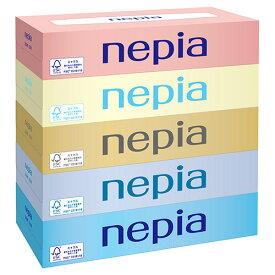 王子ネピア ネピアティシュ 150組/箱 BF150 1セット(60箱:5箱×12パック) 【送料無料】