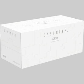 日本製紙クレシア スコッティ カシミヤ 220組/箱 1セット(10箱)