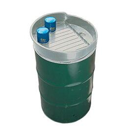 廃油受け 大型 20L ドラム缶 オイルフィルター 油切り 廃油処理 ドラム缶ロート