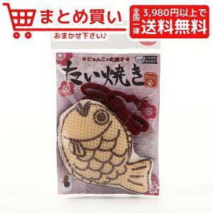 イトスイコメット 国産ハミガキおもちゃ たい焼きS 猫 おもちゃ