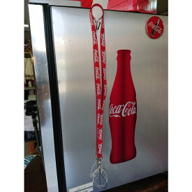 コカ・コーラ ネックストラップ ボトルホルダー