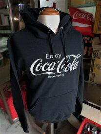 コカ・コーラ グッズ コーラ パーカー CC-PP3 ブラック