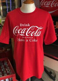コカ・コーラ グッズ コーラ Tシャツ 全3色 フルーツオブザルーム メール便対応 VT22