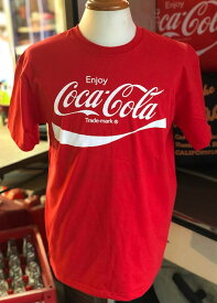 コカ・コーラ グッズ コーラ Tシャツ 全3色 フルーツオブザルーム メール便対応 VT20