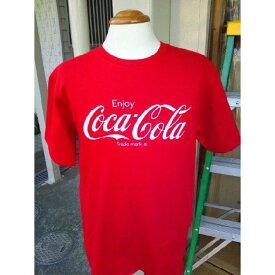 Coca-Cola コカ・コーラ Tシャツ 6oz 全3色 コカ・コーラ グッズ コカコーラ コーラ フルーツオブザルーム メール便対応 VT2sp
