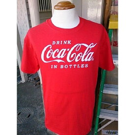 Coca-Cola コカ・コーラ Tシャツ 6oz 全3色 コカ・コーラ グッズ コカコーラ コーラ フルーツオブザルーム メール便対応 VT4sp