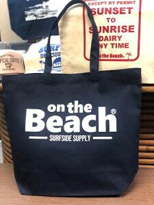 オンザビーチ トートバッグ Lサイズ EBL3 パシフィックコースト